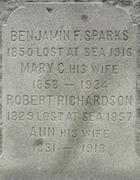 Cemetery 25 Sparks Benjamin PHC&M 43