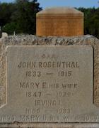Cemetery 24 Rosenthal
