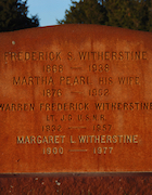 Cemetery 24 Witherstine